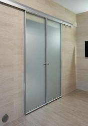 Межкомнатные алюминиевые двери