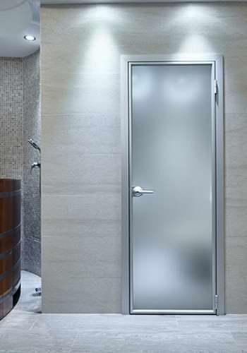 межкомнатные двери алюминиевые фото