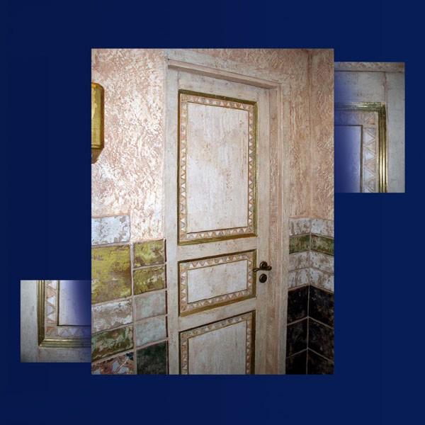 Как покрасить дверь в другой цвет